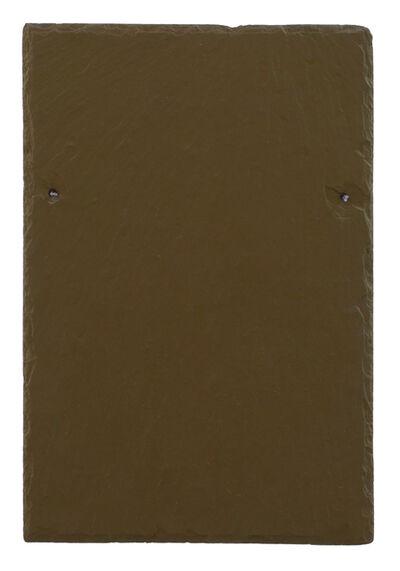 Winston Roeth, 'Painted Slate #6', 1996-1997