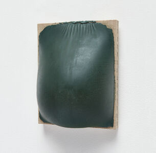 Byron Kim, 'Belly Painting (Green)', 1991-1992