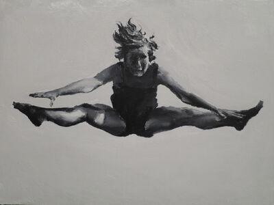 Santiago Ydañez, 'Saltadora II', 2015