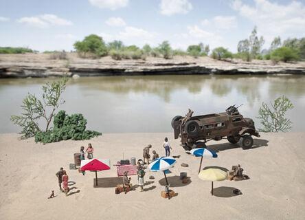 Christo Doherty, 'Koevoet Picnic 1', 2011