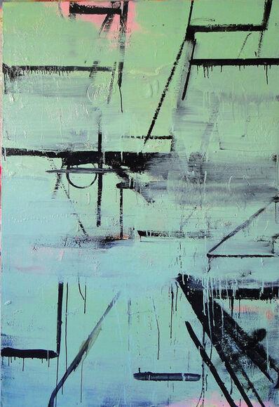 Alvaro Seixas, 'Pintura Sem Título (Sade escapa da Bastilha)', 2016
