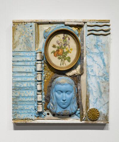 Julie Schenkelberg, 'Blue Lady', 2015