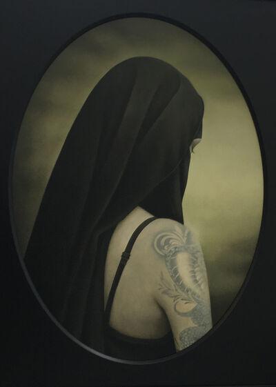 Heather Straka, 'Burqa Babe', 2017-2018