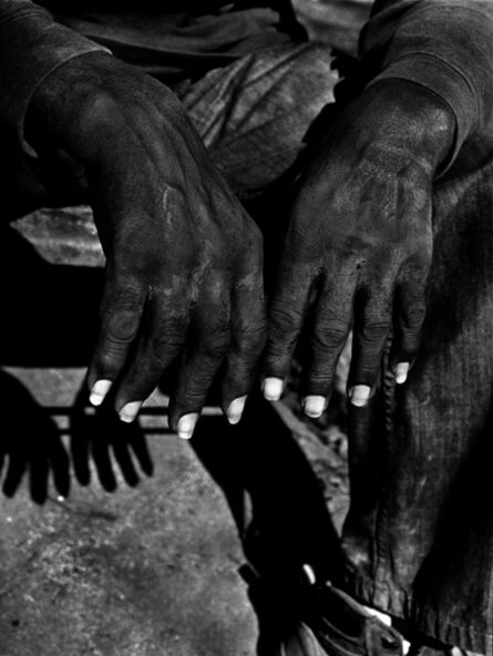 Debbie Fleming Caffery, 'Terry's Hands', 2020