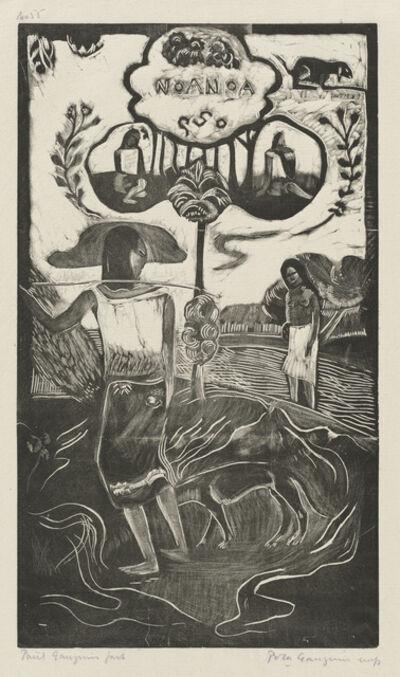 Paul Gauguin, 'Noa Noa (Fragrant, Fragrant)', 1894/1895