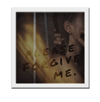 Luis Fernando Salazar, ''Please Forgive Me' from the Ho'oponopono series', 2016