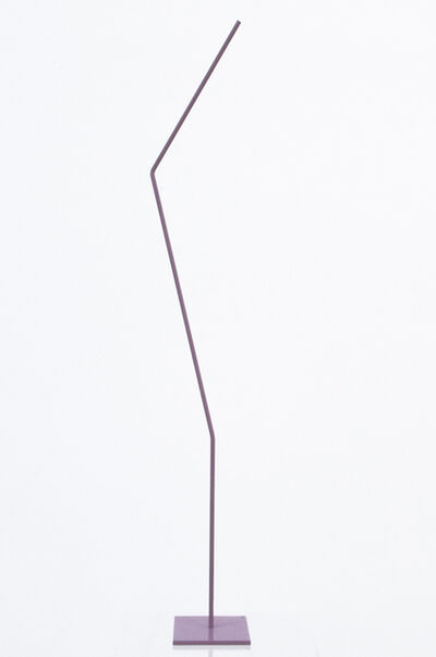 Cory Arcangel, 'Hello World Wire Form ( #3)', 2010