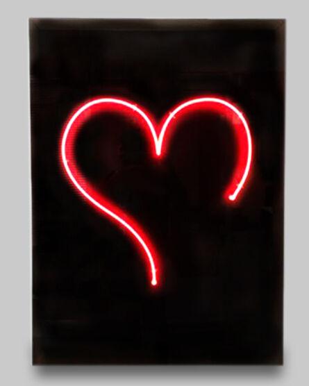 David Drebin, 'Big Heart', 2013
