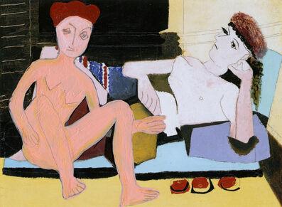 Gabrielle de Montmollin, 'Picasso 1', 2013