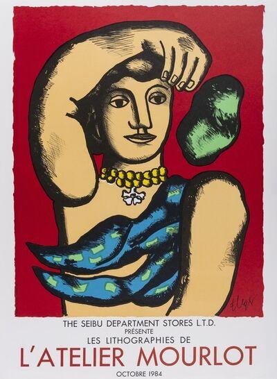 Fernand Léger, 'L'Atelier Mourlot', 1984