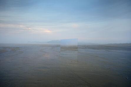 Jae Yong Rhee, 'Memories of the Gaze_Mirror_Shindoori 1', 2013-2014