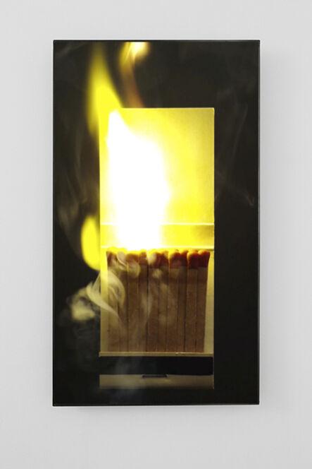 Alexander Gutke, 'Draw (Close Cover Before Striking)', 2014