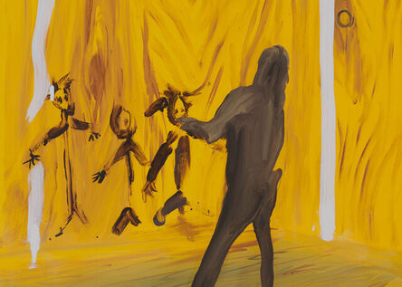 Tala Madani, 'Untitled', 2021