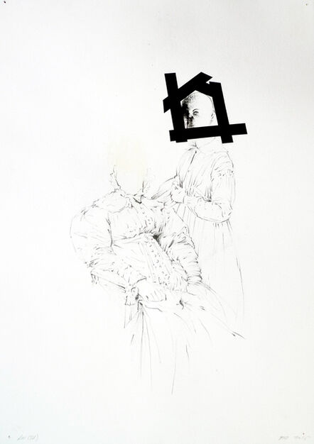 Bernardí Roig, 'Aristocrazia Nera IV', 2015