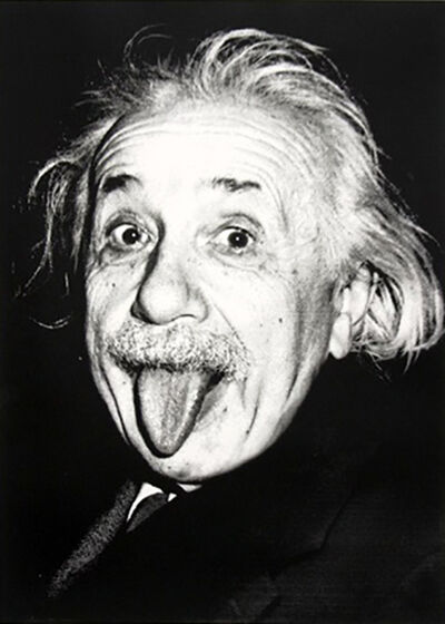Mr. Brainwash, 'Happy Birthday Einstein!', 2018