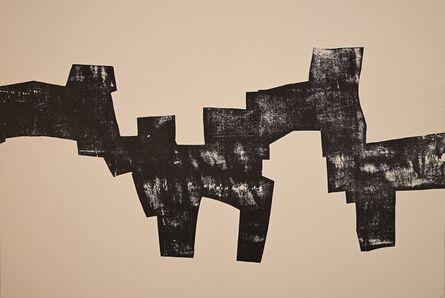 Eduardo Chillida, 'Sakondu from Derriere Le Miroir', 1968