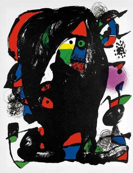 Joan Miró, 'Untitled (Lithographe IV, M.1259)', 1981