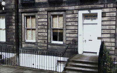 Jon Rafman, '53 E Claremont St, Edinburgh, Scotland, UK-fotografia, 2010', 2010