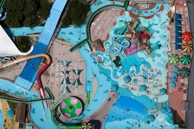 Alex Maclean, 'Ocean City, MD', 2011
