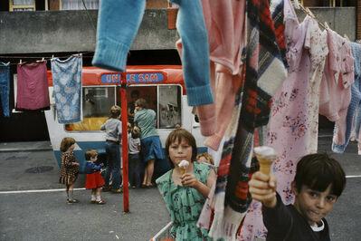 Harry Gruyaert, 'Ireland, Streetscene', 1983