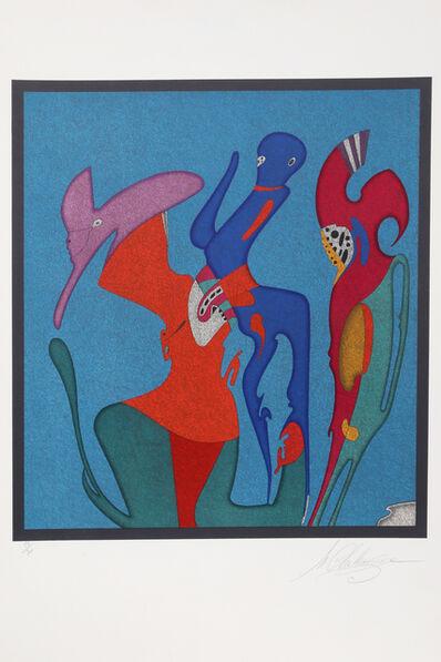 Mihail Chemiakin, 'Metaphysical Head', ca. 1980