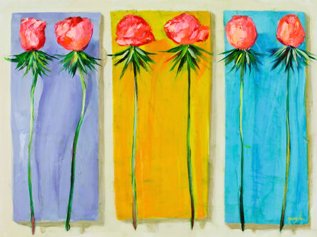 Lenner Gogli, 'Party Blossoms ', 2015