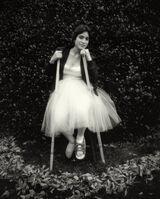 "Sally Mann, 'Untitled from the ""At Twelve"" Series, Debbie's Broken Foot', 1983-1985"
