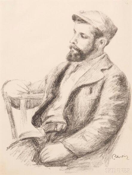 Pierre-Auguste Renoir, 'Louis Valtat', c. 1904