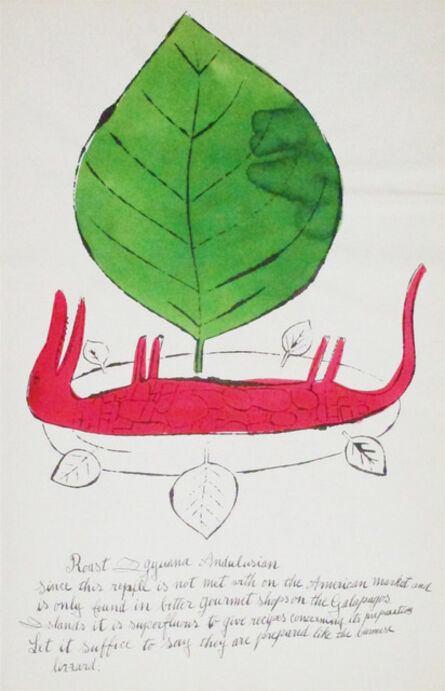Andy Warhol, 'Wild Raspberries (136A)', 1959