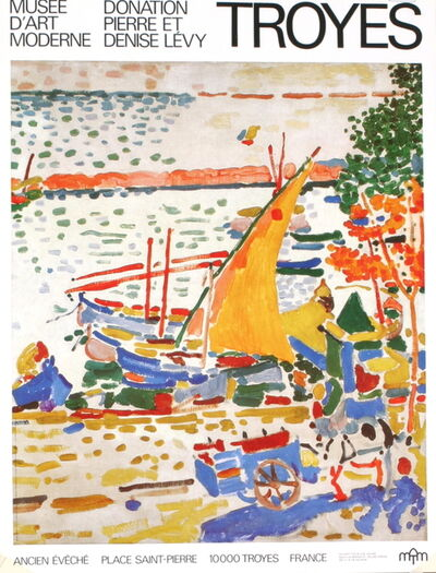 André Derain, 'Musee D'Art Moderne Troyes', (Date unknown)