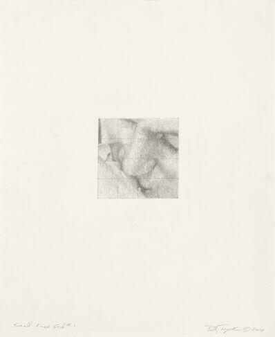 Betty Tompkins, 'Small Kiss Grid #1', 2010