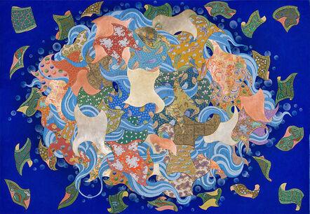 Pema Rinzin, 'Peace Booom 1', 2015