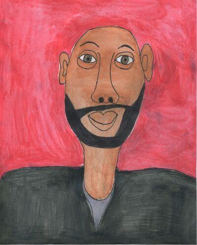 Samuel Abu Sesay, 'George Howard RIP', 2013