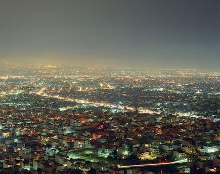 Nikos Markou, 'Athens - View from the Western Suburbs', 2007