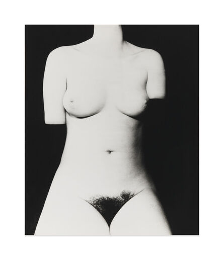 Bill Brandt, 'Nude, Campden Hill, London', 1978