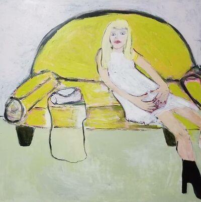 Nancy Elsamanoudi, 'Black Boots', 2020