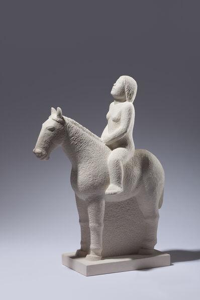 Dong Woo Kim, 'Woman Riding Horse', 2015