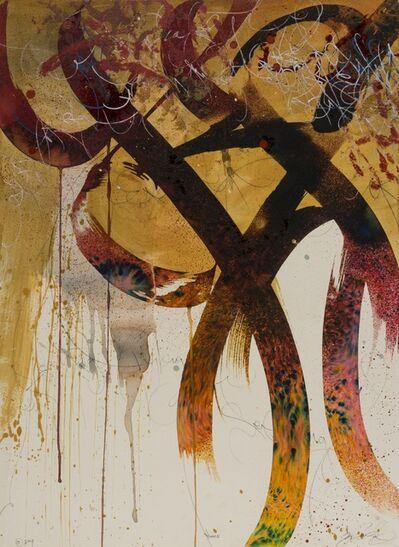 José Parlá, 'Noise', 2009