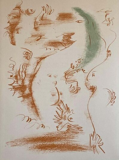 André Masson, 'Untitled', 1961