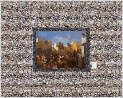 Shoja Azari, 'Fanatics of Tangier or The Muslim Rage,', 2013