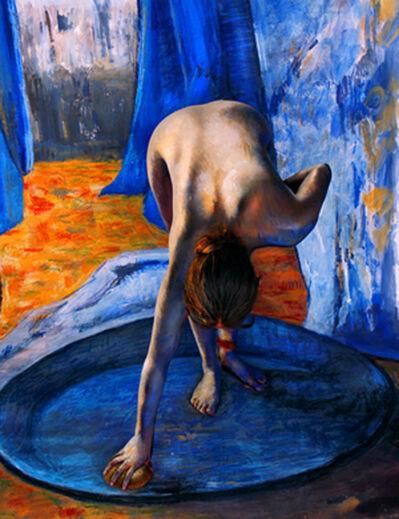 Roberto Edwards, 'Jaime Zapata (Ecuador) # 2 Cuerpos Pintados - Painted Bodies', 2002