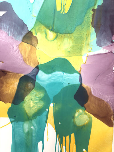 Ellen Koment, 'Color Burst', 2018
