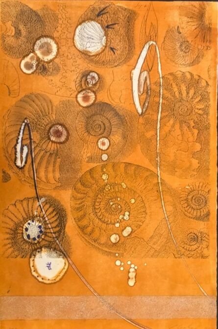 Peggy Cyphers, 'Fossil III', 2014
