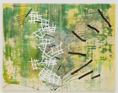 Alyse Rosner, 'Into View (verdant)', 2018