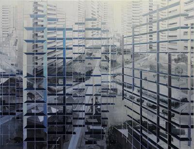 Driss Ouadahi, 'FaceàFace', 2013
