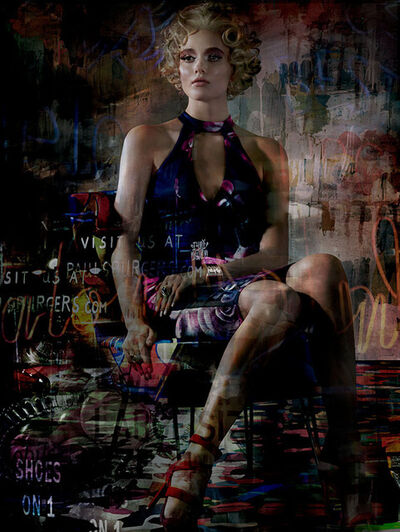 Valérie Belin, 'Portrait of Ava', 2020