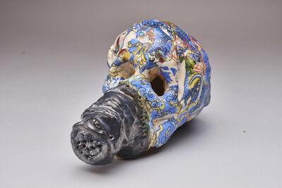 Wanxin Zhang, 'Small Skull', 2002