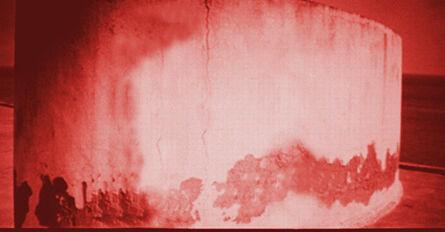 Peter Welz, 'study [casa malaparte] II', 2014