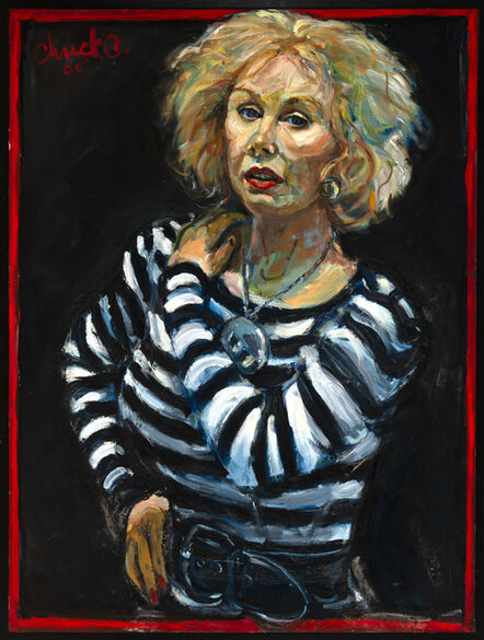 Chuck Connelly, 'Portrait of Caroline Millett', 2005