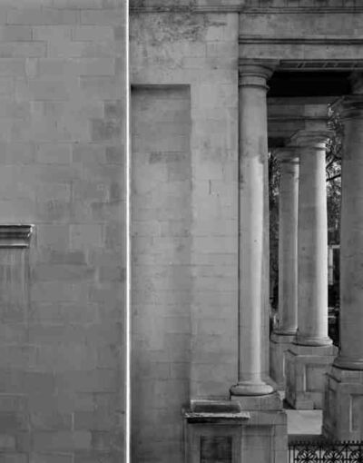 Hélène Binet, 'Christ Church in Spitalfields 03 (Architecture by Nicholas Hawksmoor)', 2012